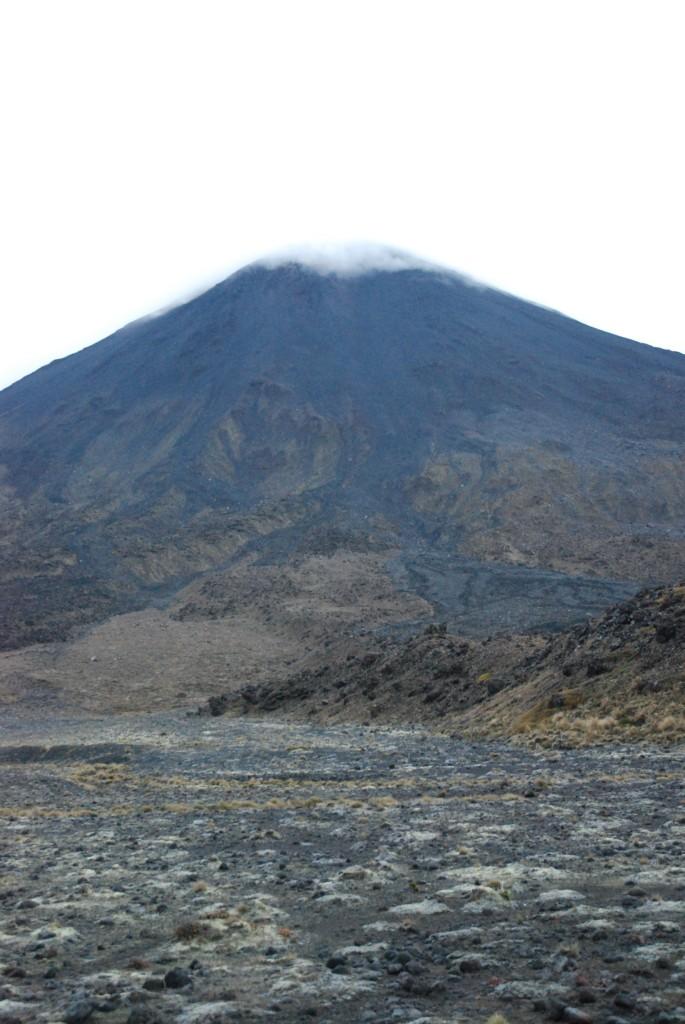 Mt Doom, bzw. Mt Ngauruhoe