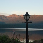 Ruhiger Moment am Lake Te Anau