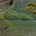 Erinnert mich verdammt an die Szene in Herr der Ringe, wo Frodo die Gefährten verlässt. Ist hier aber eigentlich ein See, Lake Gunn.