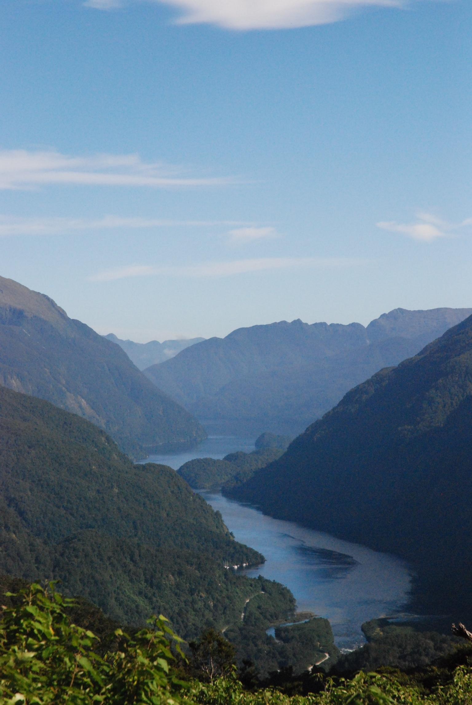 Doubtful Sound im Fiordland