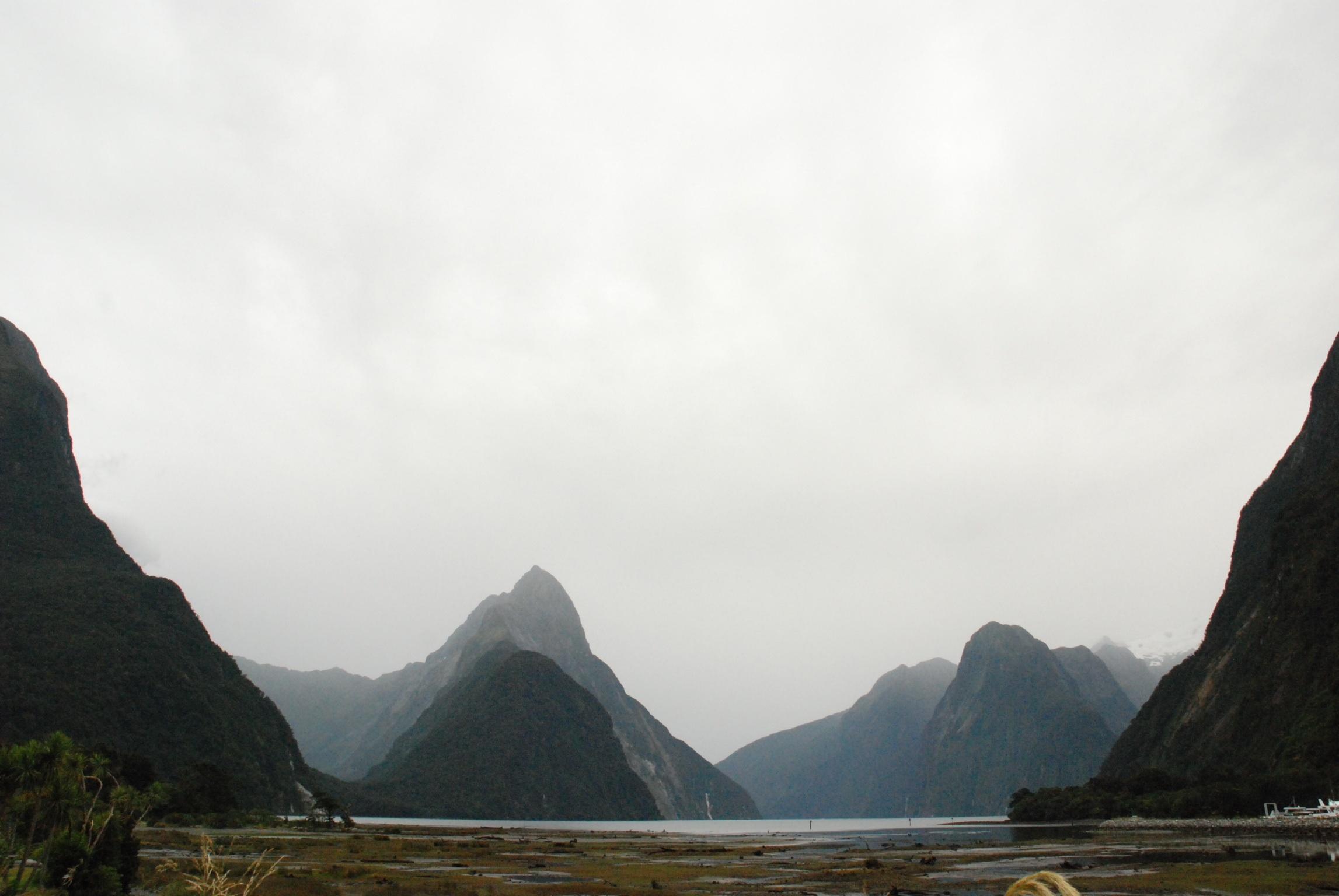 Der gute, alte Milford Sound